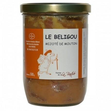 Le Beligou - Mijoté de mouton